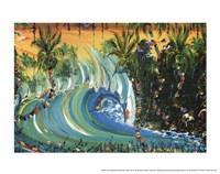 Tropical Mix Fine Art Print