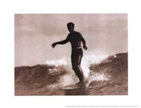 Waikiki, 1931 Fine Art Print