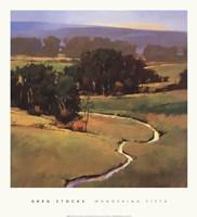 Wandering Vista Fine Art Print