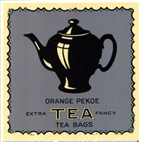 Orange Pekoe Tea Fine Art Print