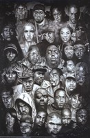 Hip Hop Wall Poster