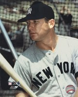 Mickey Mantle Fine Art Print