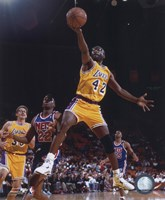 James Worthy Fine Art Print