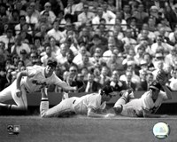 Brooks Robinson  - Multi-Exposure Fine Art Print