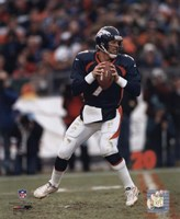 John Elway - New Uniform Fine Art Print
