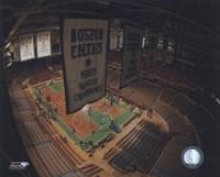 Boston Garden (NBA) Fine Art Print