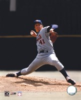 Tom Seaver - Ball in hand Fine Art Print