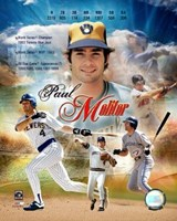 Paul Molitor-CAREER/LEGENDS COMP Fine Art Print