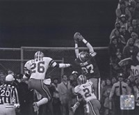 "Dwight Clark - ""The Catch"" Fine Art Print"