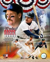 Wade Boggs - Legends Composite Fine Art Print