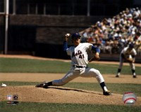 Tom Seaver - Pitching Action Fine Art Print