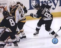 2005 - Sidney Crosby  1st Goal Fine Art Print