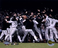 2005 World Series White Sox Victory Celebration Fine Art Print