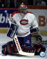 Patrick Roy - Action Fine Art Print