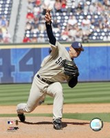 Trevor Hoffman -  2006 Pitching Action Fine Art Print