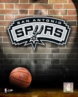Spurs - 2006 Logo Fine Art Print