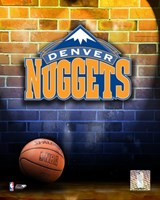 Nuggets - 2006 Logo Fine Art Print