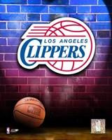 Clippers - 2006 Logo Fine Art Print