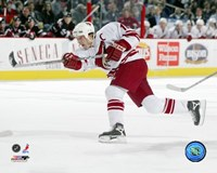 Shane Doan - '05 / '06 Away Game Fine Art Print