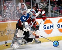 Patrick Roy - Avalanche / Action Fine Art Print