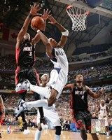 Jason Terry - 2006 Finals / Game 2 Action (#12) Fine Art Print
