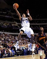 Devin Harris - '06 / '07 Action Fine Art Print