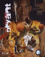 Kobe Bryant - 2006 Portrait Plus Fine Art Print