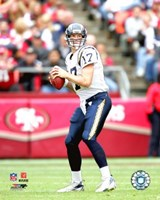 Philip Rivers - '06 / '07 Action Fine Art Print
