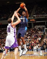 Josh Howard - '06 / '07 Action Fine Art Print