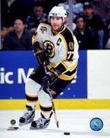 Ray Bourque - 1998 Action Fine Art Print