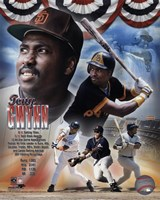 Tony Gwynn - Legends Composite Fine Art Print
