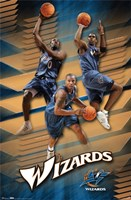 Wizards - Collage Wall Poster