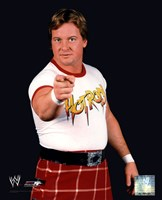 Rowdy Roddy Piper - #351 Fine Art Print
