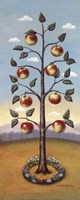 Apple Topiary Fine Art Print