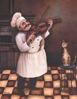 Chef I Fine Art Print