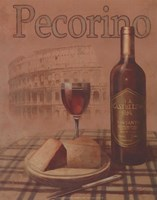 Pecorino - Roma Fine Art Print