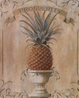 Pineapple - Prosperity Fine Art Print