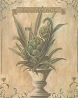 Artichoke - Abundance Fine Art Print
