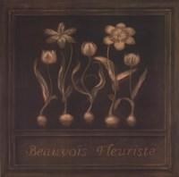 Beauvois Fleuriste Fine Art Print