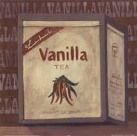 Vanilla Tea Fine Art Print