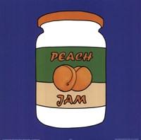 Peach Jam Fine Art Print