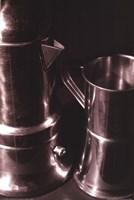 Coffee Pot Mug Fine Art Print