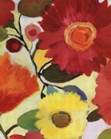 Garden of Love, Detail 1 Framed Print