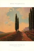 Tuscan Path II Fine Art Print