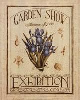 Garden Show I Framed Print