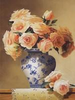Pink Roses Fine Art Print