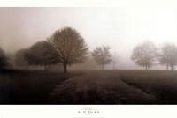 Silent Traveler Framed Print