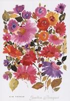 Garden Bouquet Fine Art Print