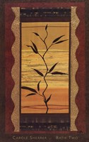 Batik Two Fine Art Print