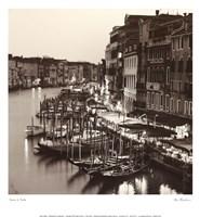 Ponte Di Rialto Fine Art Print